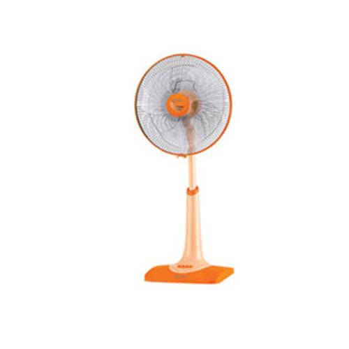Sharp พัดลมตั้งสไลด์ใบพัด 16 นิ้ว รุ่น PJ-SL161-OR - สีส้ม