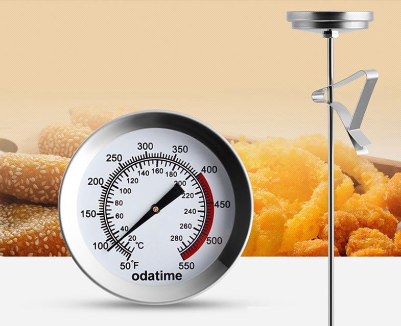 เครื่องวัดอุณหภูมิอาหารแบบหนีบ
