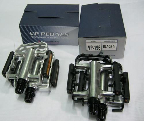 บันไดอลูมิเนียม BEARING VP-196 สีเงิน และ สีดำ