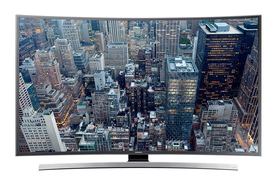 Samsung Smart Digital UHD Curved LED TV ขนาด 65 นิ้ว รุ่น UA-65JU6600