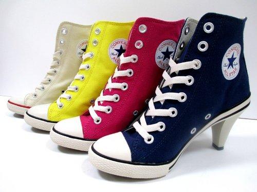 รองเท้าส้นสูง Converse Hell