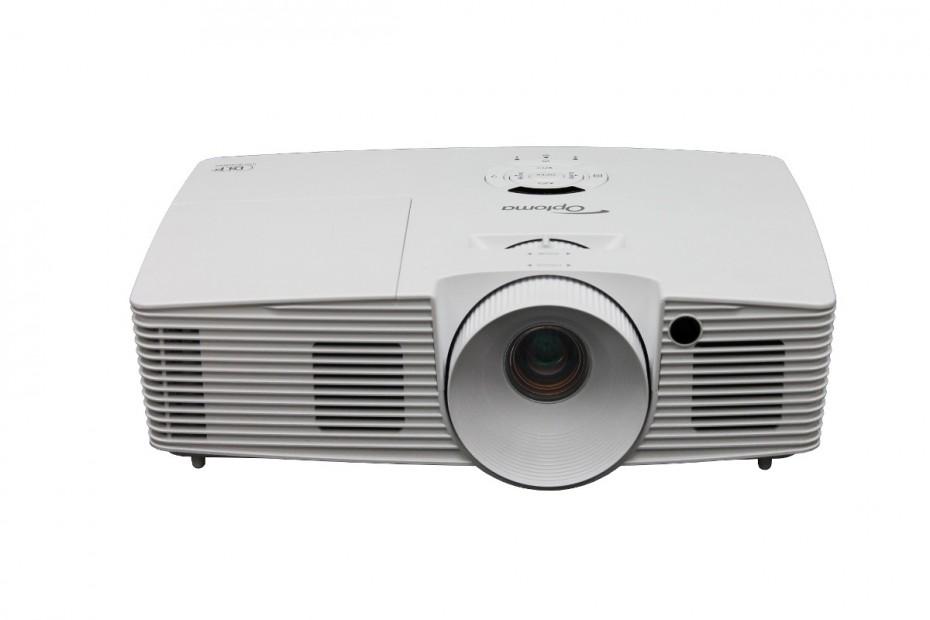 Optoma W402 ความสว่าง 4,500 lm ความละเอียด1280x800 WXGA Contrast 20,000