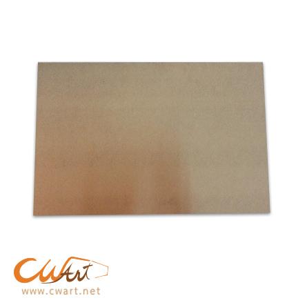 กระดานไม้อัดรองวาดรูปBK 30x40cm., A3 (20แผ่น)