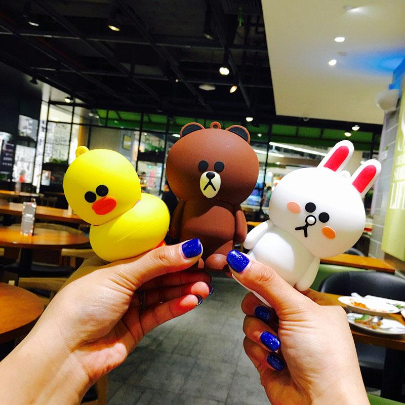 แบตสํารอง Line Friend Collection