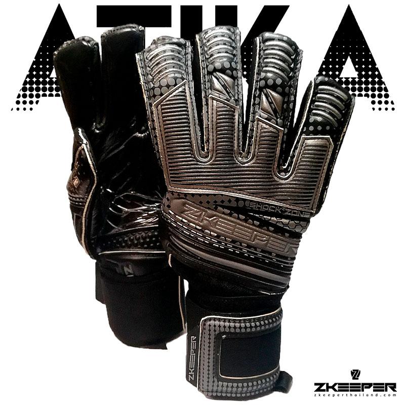 ATIKA GennZ V2 Black Silver