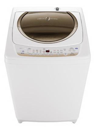 Toshiba เครื่องซักผ้าฝาบน ขนาด 10 กิโล รุ่น AW-B1100GT