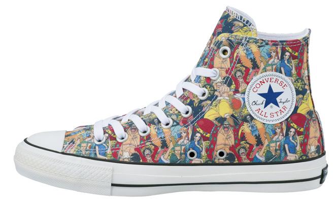 รองเท้าคอนเวิรส์วันพีช CONVERSE ONEPIECE