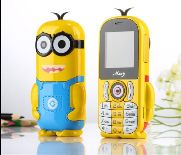 โทรศัพท์มือถือมินเนียน