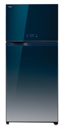 Toshiba ตู้เย็น อินเวอร์เตอร์ 2ประตู 19.9Q รุ่น GR-WG67KDAZ สีGradition