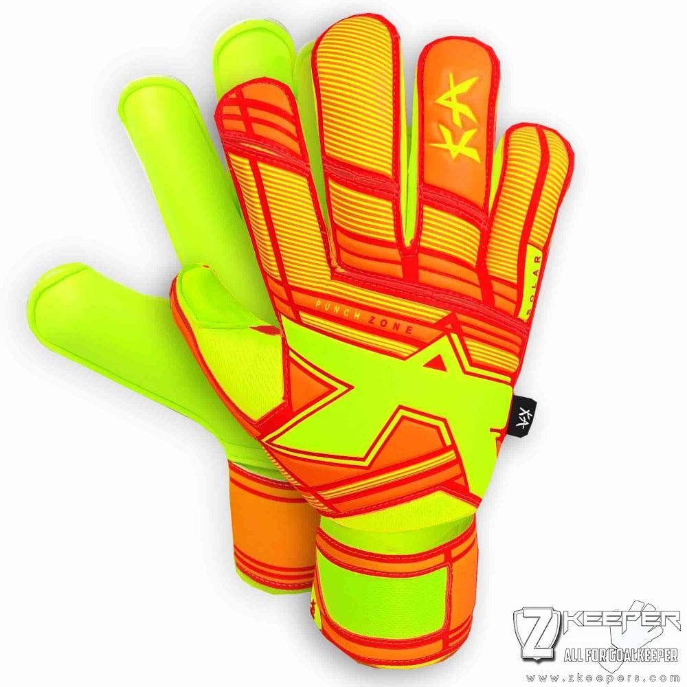 ถุงมือผู้รักษาประตู KA รุ่น Solar Giga Volt RF
