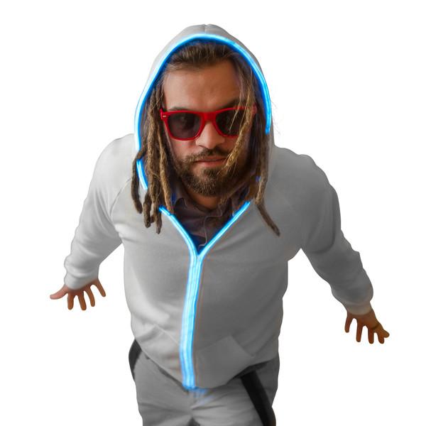 เสื้อฮู้ด led St. Hoodie