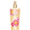 Victoria's Secret Secret Escape Fragrance Mist 250 ml. สเปร์ยฉีดผิวกายให้กลิ่นหอมติดตัวตลอดวัน ให้กลิ่นดอกไม้หอมฟรีเซีย ฉีดแล้วจะให้กลิ่นหอมหวานไม่ฉุน ปลายๆกลิ่นจะมีกลิ่นผลไม้สดชื่น เหมาะกับสาวแอคทีฟที่ต้องการความหอมหวานคะ
