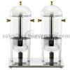 เครื่องจ่ายน้ำผลไม้ลัคซ์ซูรี่-แบบคู่ 17 ลิตร Luxury Juice Dispenser Double 17 L. 005-110-000-3-63