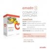Amado S Complex Garcinia อมาโด้เอส กาซิเนีย กล่องส้ม สูตรสำหรับ ลด และควบคุมน้ำหนักโดยเฉพาะเพื่อลดความอยากอาหารและลดความยุ่งยากเดิม ๆ ที่ต้องทานยาลดความอ้วนทีละหลาย ๆ เม็ดกว่าน้ำหนักจะลดสำหรับผลิตภัณฑ์เสริมอาหารอมาโด้เอสสามารถเปลี่ยนคุณให้หุ่นสวยได้ง่ายๆ