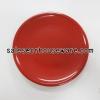จานซูชิ SUSHI สีแดงเลือดนก 017-SB608-6-R