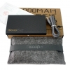 พาวเวอร์แบงค์ Eloop E12,แบตสำรอง Eloop E12,powerbank 11000mah (สีดำ) ของแท้ 100%