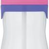แก้วหัดดื่ม สเต็ป 3 หลอดนิ่ม สีชมพูม่วง THERMOS FOOGO 11-Ounce Straw Bottle, Pink/Purple