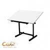โต๊ะเขียนแบบ Mastex รุ่น 303-Mini (กว้าง60 x ยาว80 x สูง87ซม.) ***ราคาเฉพาะโต๊ะ ไม่รวมไม้ทีสไลด์