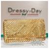 กระเป๋าออกงาน TE001: กระเป๋าออกงานพร้อมส่ง สีทอง สวย เก๋ หรู ราคาถูกกว่าห้าง ถือออกงาน หรือ สะพายออกงาน น่ารักที่สุด.