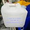 แกลลอนขาวเหลี่ยม ขนาด 20 ลิตร เกรดA รหัสสินค้า 020-SPP-20 White gallon plastic Square shape 20 Liters grade A Code : 020-SPP-20