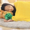 หมอนผ้าห่มผลไม้