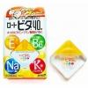 ยาหยอดตาญี่ปุ่น Rohto Vita 40 Alpha Eye Drops ความเย็นระดับ 3 สูตรอ่อนโยน น้ำตาเทียมสำหรับผู้ใส่คอนเทคเลนส์ ใช้สายตาหนัก จ้องจอคอมพิวเตอร์หรือหน้าจอมือถือเป็นเวลานานๆ ช่วยเพิ่มออกซิเจนและความชุ่มชื้นในดวงตา กระตุ้นการไหลเวียนของโลหิต