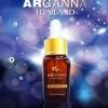 Arganna Organic Argan Oil 100% Pure Argan Oil Product of Morocco ขนาดทดลอง 15 ml. น้ำมันอาร์แกนบริสุทธิ์ 100%จากโมร็อคโค สุดยอดน้ำมันที่ได้รับการยอมรับในระดับโลกใช้ได้ตั้งแต่หัวจรดเท้า ชุ่มชื่นแต่ไม่เหนียวเหนอะหนะให้รำคาญผิว ลดริ้วรอย ผิวหนังอักเสบ รอยแผล