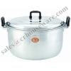 หม้อข้าวอลูมิเนียม Rice Cooking Pot 008-CP01155
