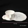 ชุดเบรคเมลามีน-ลายก้นหอย (ทรงน้ำเต้า) 017-TC2199-9