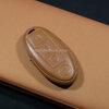 Nissan Smartkey 3 ปุ่ม สีน้ำตาล