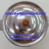 หม้อจิ้มจุ่มอะลูมิเนียมรวมเตาอะลูมิเนียมและไม้รอง 006-AU-002 Pot Chim Chum aluminum including aluminum furnace. 006-AU-002Hot and Sour Prawn Soup Dtom Yum Gkoong or Tom Yum Goong pot,酸辣虾汤火锅,Tôm nồi súp nóng và chua,ກຸ້ງຫມໍ້ແກງຮ້ອນແລະສົ້ມ, Panas dan Sour U