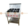Fourplate gas Stove C4 Plate westerngas Stove , เตาฝรั่ง 4 หัว , 002-RW-4WBN7070 (SUS304)