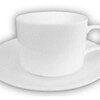 ชุดกาแฟทรงตรงเล็ก พรีเมี่ยม ทำโลโก้ Code : FX016