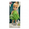 Animators' Collection Tinker Bell Doll ตุ๊กตาเจ้าหญิงดิสนีย์ ตุ๊กตาแอนิเมเตอร์ ทิงก์เกอร์เบล จากการ์ตูนเรื่องทิงก์เกอร์เบล Tinker Bell (รุ่น 3 มีตุ๊กตาที่ข้อมือ) ขนาดความสูง 16 นิ้ว สินค้านำเข้า Disney USA แท้ 100% ค่ะ