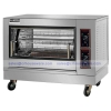 ตู้ย่างไก่ไฟฟ้า แนวนอน (LPG) 016-NT-YXD168