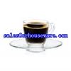 Kenya Espresso Cup 011- P01642 พร้อมจานรอง