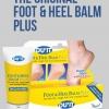 DU'IT Foot & Heel Balm Plus ขนาดปกติ 50 g. ครีมสมานผิวส้นเท้าแตกยอดเยี่ยมใน 5 วัน สินค้าฮอตฮิตจากประเทศออสเตรเลีย ที่ว่ากันว่าใครที่ได้ไปเที่ยวที่นั่นจะต้องหาหอบหิ้วกันมาสต็อคกันเป็นกระเป๋าๆ เพราะสรรพคุณของเค้าเริ่ดมากๆ ดีจริง