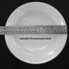 Soup Plate -จานกลมทรงลึก เกรด A 8 นิ้ว รหัสสินค้า 017-M02