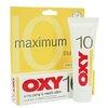 ยาแต้มสิว Oxy10 ขนาด 10g. เจลแต้มสิวที่ดีที่สุดใช้ได้กับสิวอุดตัน สิวอักเสบ สิวหัวช้าง สิวหนอง ตัวยาจะเข้าไปทำลายแบคทีเรีย ซึ่งเป็นต้นเหตุของการเกิดสิว จึงมั่นใจได้ว่าจะไม่กลับมาเป็นสิวอีกแน่นอนค่ะ นอกจากช่วยรักษาสิวแล้วยังช่วยควบคุมความมันอีกด้วยนะคะ