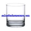 แก้วน้ำทรงตรงแก้วน้ำ 8 ออนซ์ 011- B00209