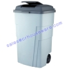 ถังขยะพลาสติกมีล้อ 001-FM-78 Garbage pail plastic wheel. 001-FM-78