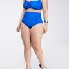 ชุดว่ายน้ำคนอ้วน สีน้ำเงิน ทูพีช น่ารักมากๆจ้า:รอบอก46-52นิ้ว เอว40-46นิ้ว สะโพก48-54นิ้วค่ะ