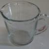 ถ้วยตวงแก้ว ทนร้อน ความจุ 250 มล.