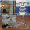 เชิงเทียนแก้ว รหัส : 005-J992 Glass candlestick Code : 005-J992