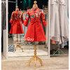 รหัส ชุดกี่เพ้า :KPS044 ชุดกี่เพ้าพร้อมส่ง มีชุดกี่เพ้าคนอ้วน แบบสั้น สีเเดง คัตติ้งเป๊ะมาก ใส่ออกงาน ไปงานแต่งงาน ใส่เป็นชุดพิธีกร ชุดเพื่อนเจ้าสาว ชุดถ่ายพรีเวดดิ้ง ชุดยกน้ำชา หรือ ใส่ ชุดกี่เพ้าแต่งงาน สวยมากๆ ค่ะ