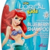 L'Oreal Kids Disney Princess Extra Gentle 2-in-1 Shampoo, Royal Blueberry, 9 Fluid Ounce