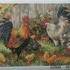 ครอสติสคริสตัล - ครอบครัวไก่