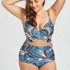 ชุดว่ายน้ำทูพีช สีน้ำเงิน 5xl รอบอก 44-48 เอว 36-44 สะโพก 46-52 นิ้วค่ะ เนื้อผ้าดีงานสวยค่ะ
