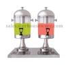 เครื่องจ่ายน้ำผลไม้โถคู่ โถละ 8 ลิตร Juice Dispenser 8 L. 005-104-022
