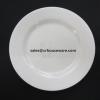 Round Plate -จานกลมตื้น เกรด A 13 นิ้ว รหัสสินค้า 017-P806-13